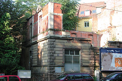 Ruine Virchowstr. 10